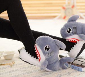 cudazali.pl - kapcie rekiny (sharks) z Aliexpress